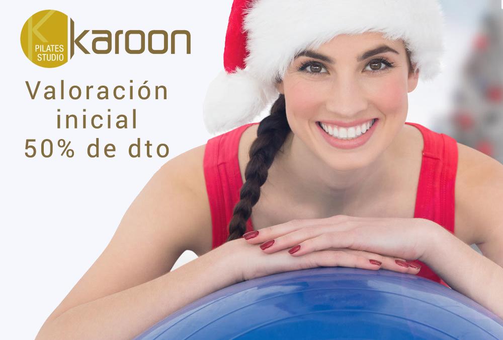 Promoción Pilates Jávea Navidad